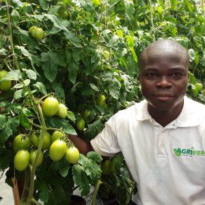 Technicien agricole Franck